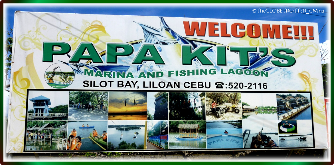 PAPA KIT'S MARINA FISHING LAGOON