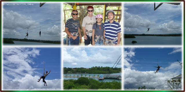 OUR ZIPLINE ADVENTURE!