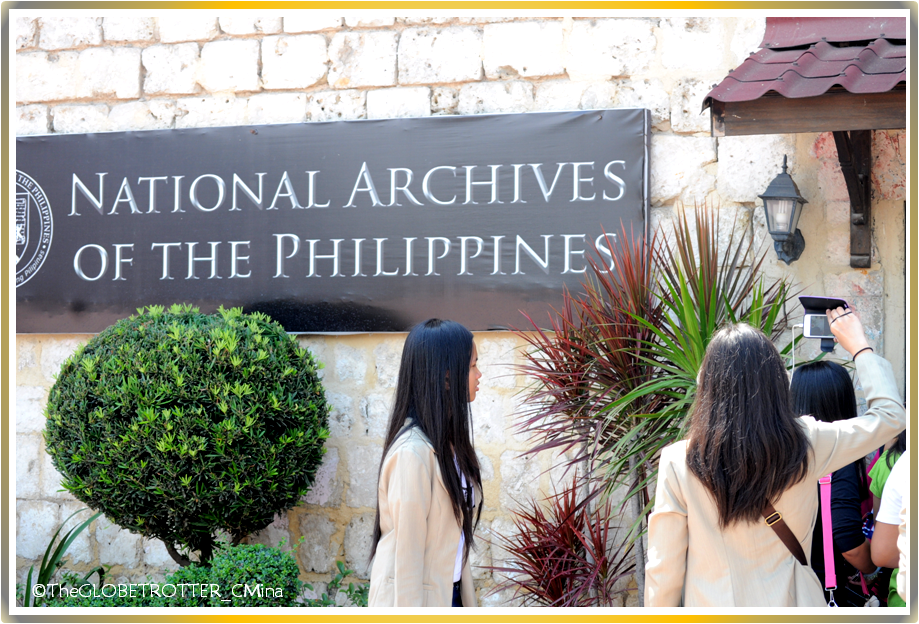Another Building in the Museum for the National Archives of the Philippines