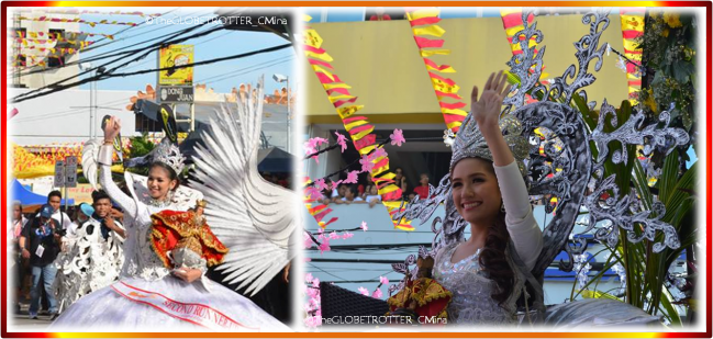 SINULOG FESTIVAL QUEENS