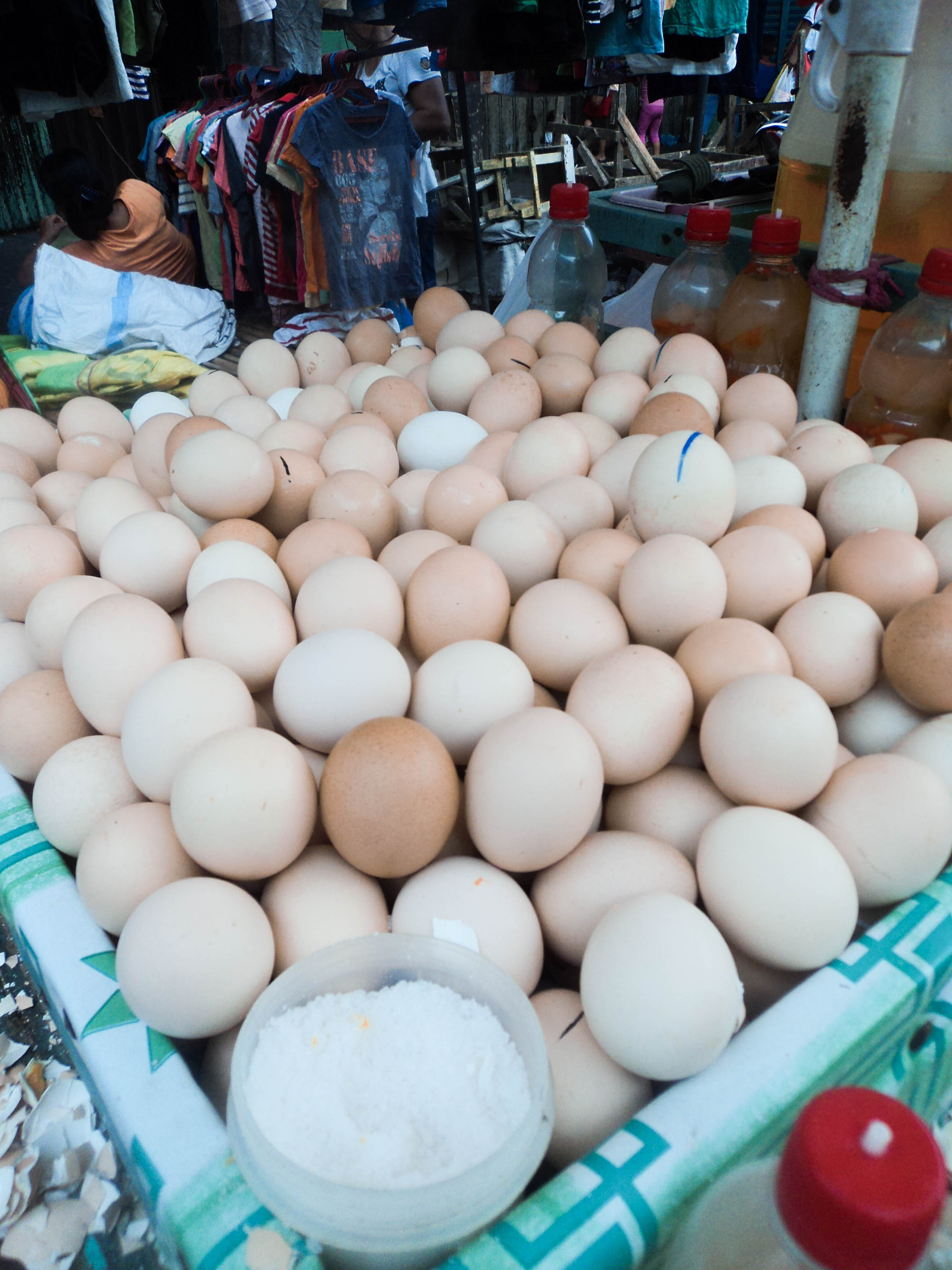 Pick your poision: balut or penoy