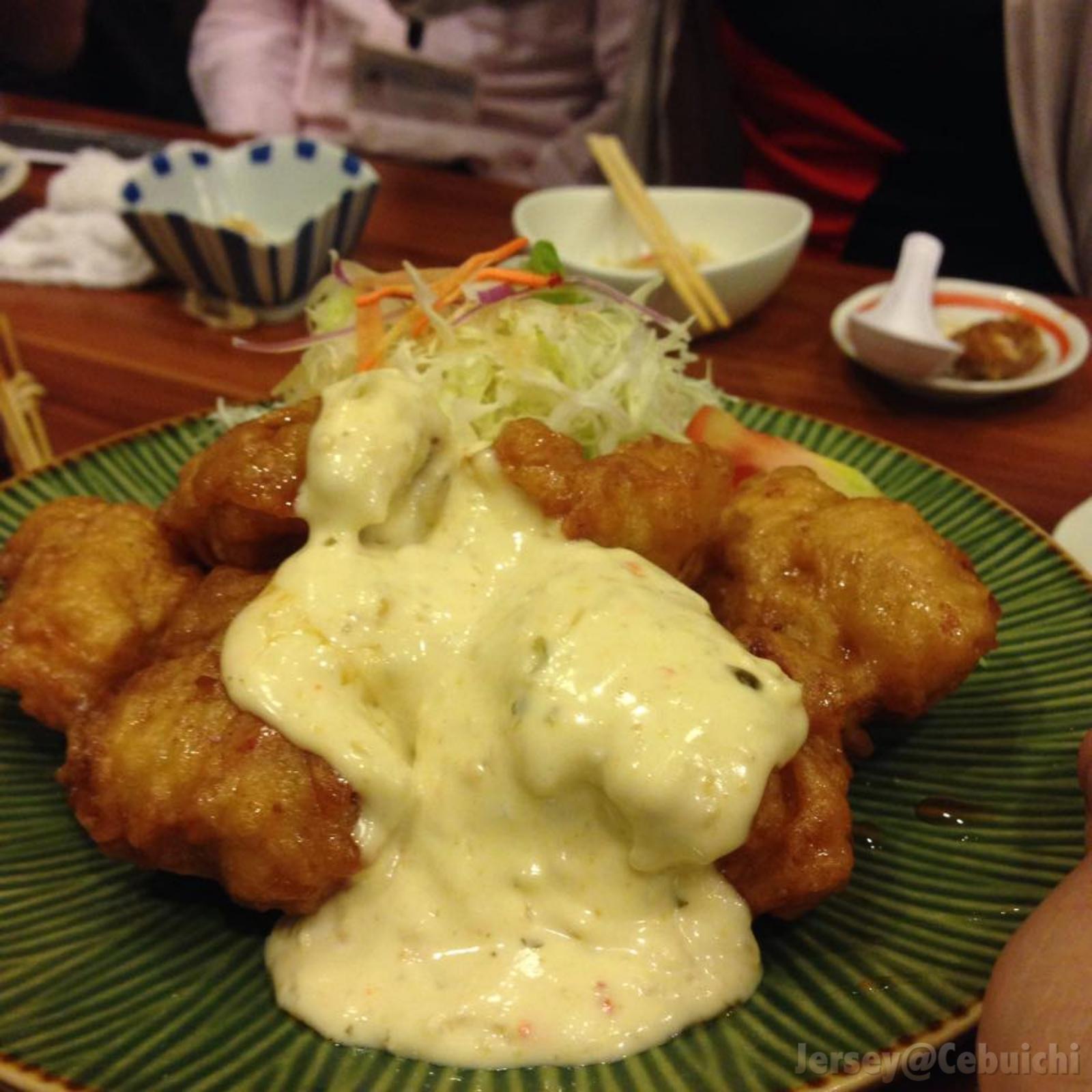 Kushiyaki chikuzenya authentic japanese cuisine for Authentic japanese cuisine