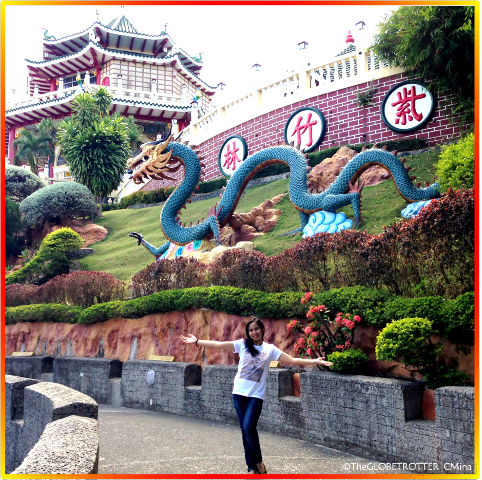 My journey in Cebu Taoist Temple