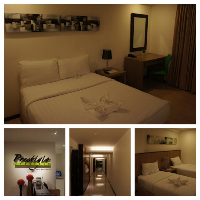 3D ホテル寮