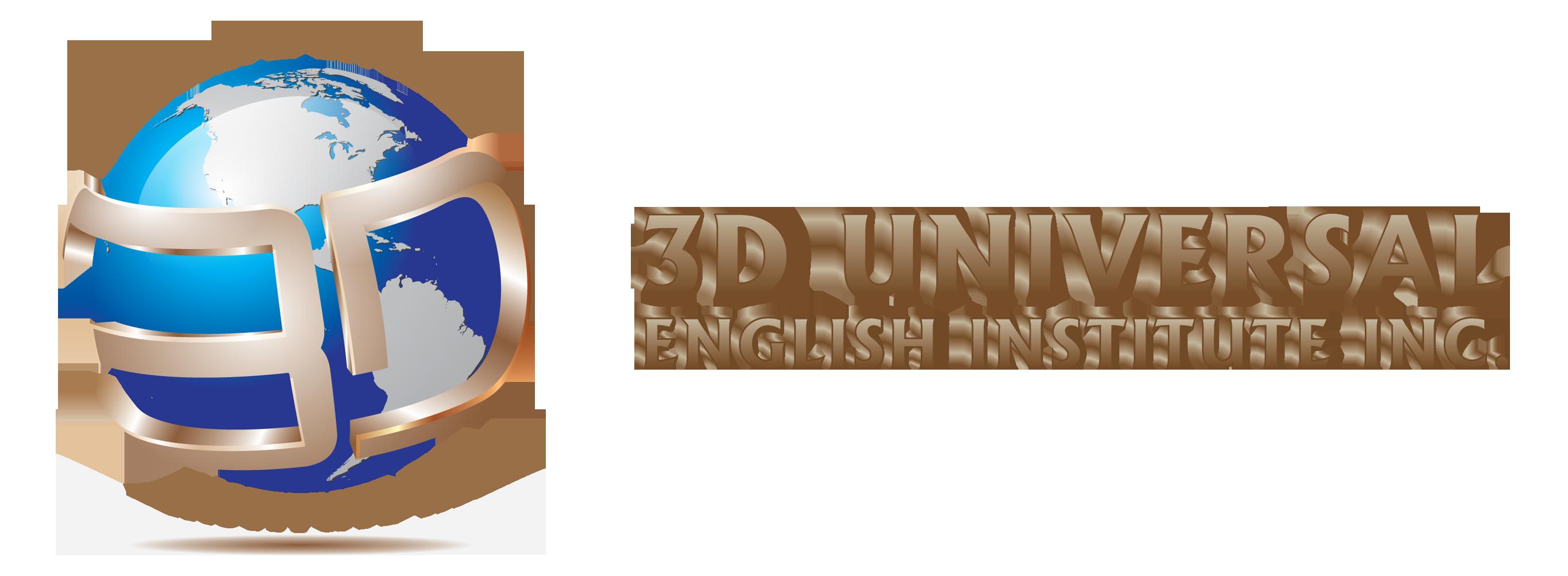 3D Universal Logo_No Background