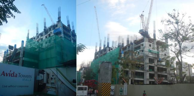 Another condominium–an addition to the already existing Avida Towers in the park–is soon to emerge!