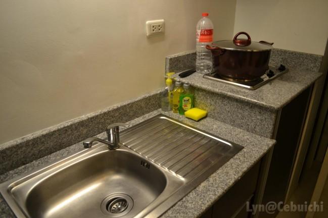 The kitchen sink. (c) Keita Nishijima