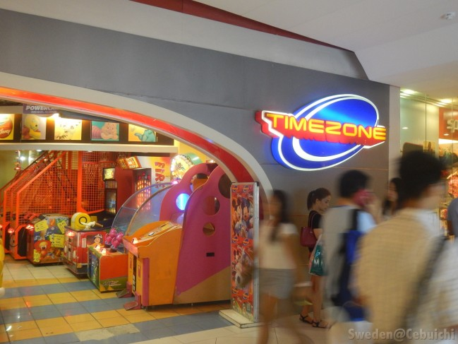 Enjoy exciting games at Timezone!