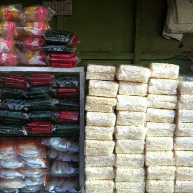 カルカル市の美味しいご馳走