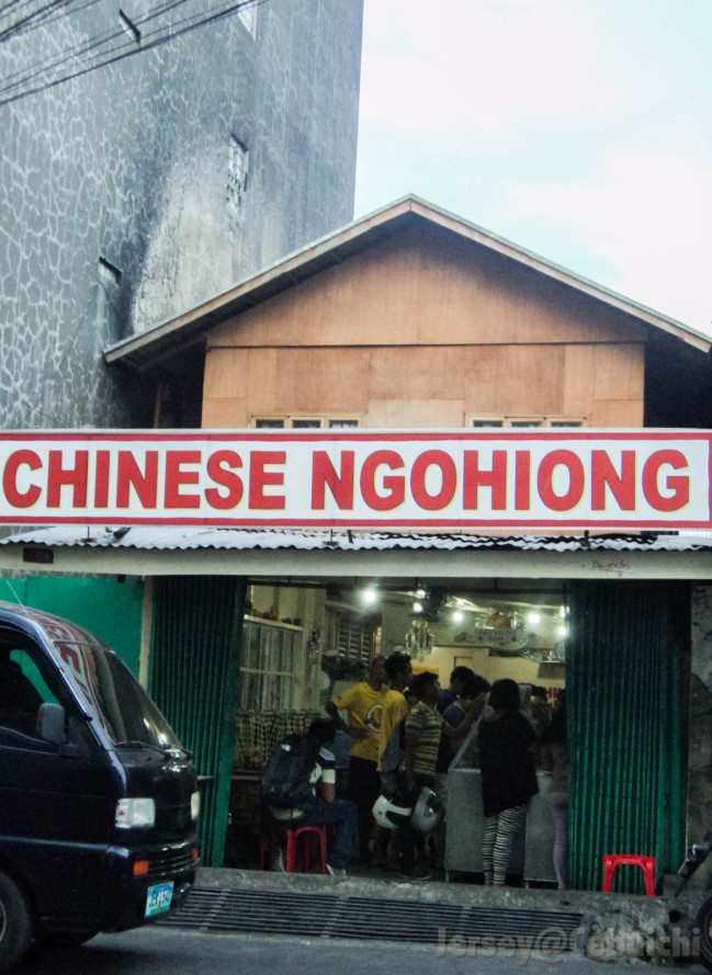 The Famous Chinese Ngohiong!