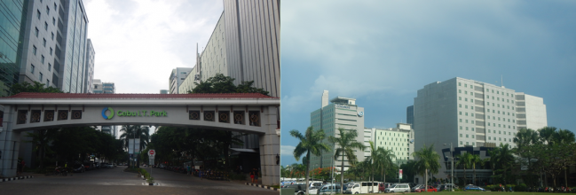 """Cebu IT Park is the """"premier BPO and IT hub in Southern Philippines""""."""