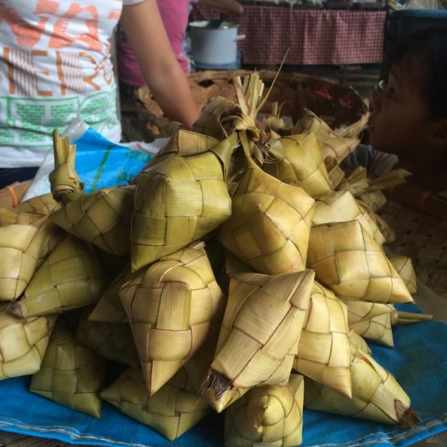 Pinungpong nga Puso ( Puso in bundles)