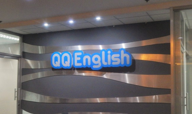 Learn English quickly and with quality in QQ English.