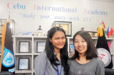 A pose with Noriko :)