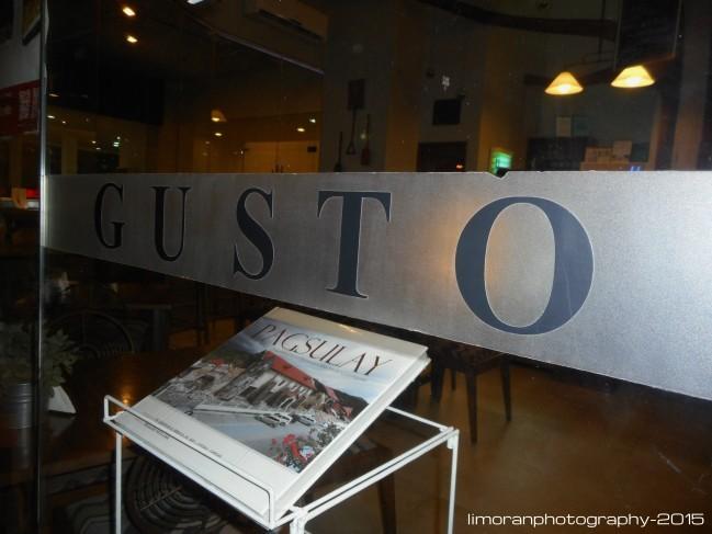 gustong-gust ko ang GUST (本当に本当にGUSTが大好き!