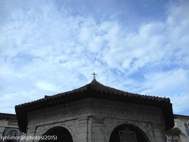 これがその屋根ですね