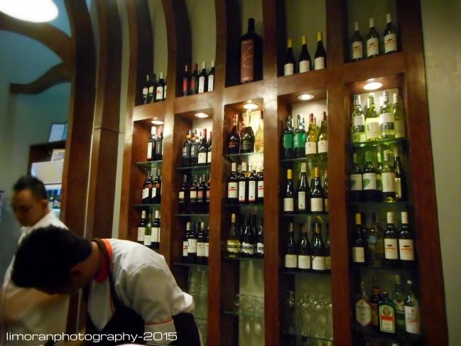 ワインのコレクション