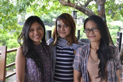 I had a great time meeting Teacher Angel, together with her colleague, Teacher Janey.