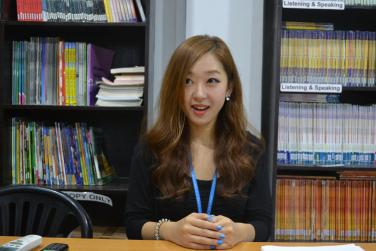Ms. Yeong