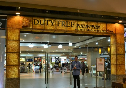 You won't find a branch of Duty Free in any other mall in Cebu yet.