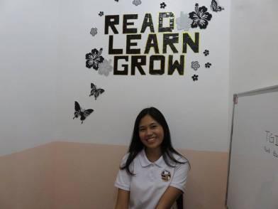 Janey先生の教室で、読んで、学んで、成長しましょう!