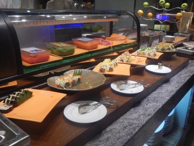 日本の食べ物もありました!