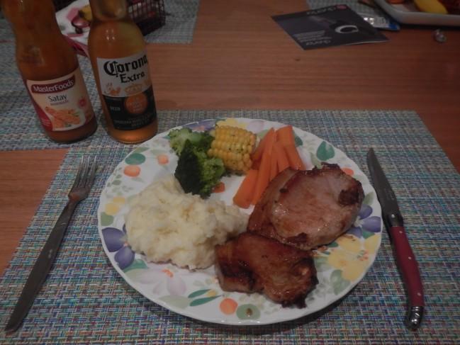 オーストラリアの典型的な家庭料理です。